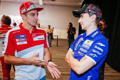 Preskon GP Austin: Lorenzo Konfirmasi Tentang Kontrak Ducati, Ini Katanya