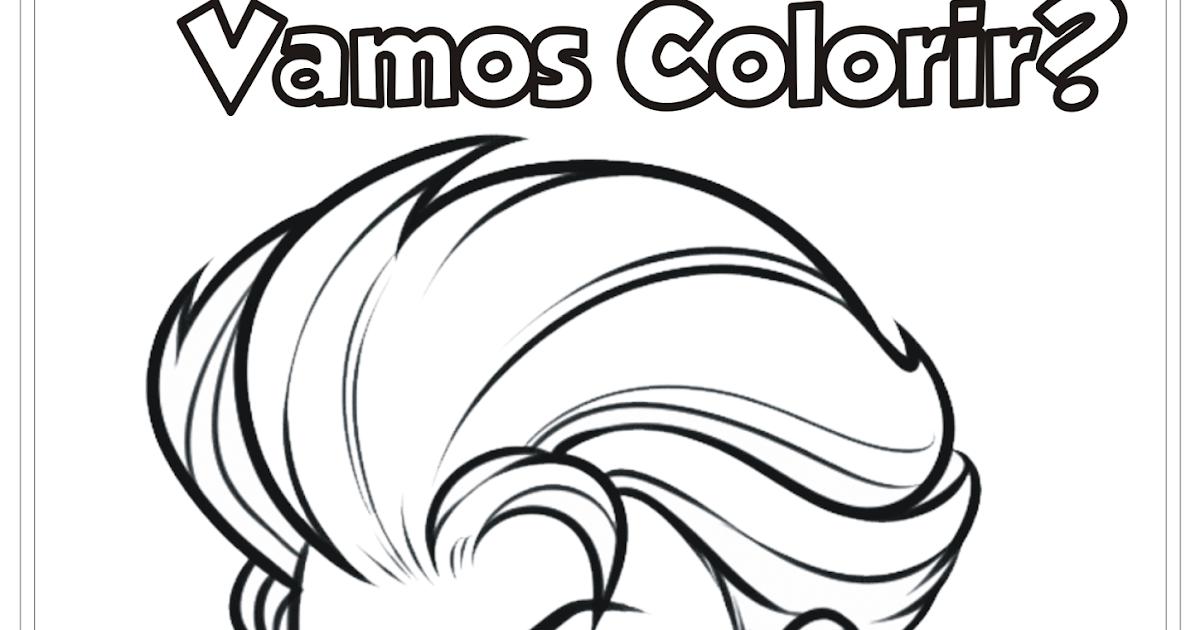 Desenhos Para Colorir Org Frozen