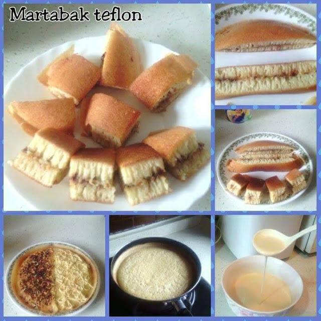 Resep Praktis Martabak Teflon Lezat | Dapur Bunda