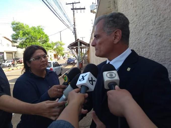 Plantão: Chefe do Ibama em Altamira concede coletiva e anuncia pedido de reintegração de posse da sede do instituto.