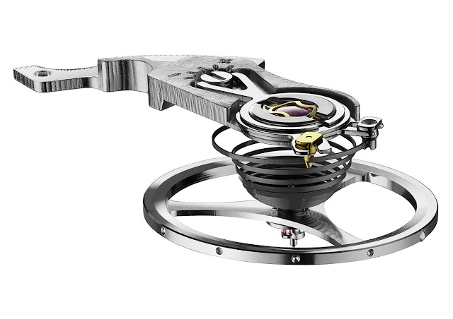 TAG Heuer's carbon-composite hairspring