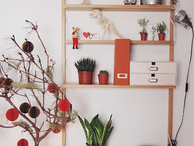 hacer un arbol de navidad original y natural en casa