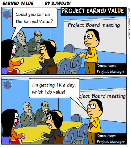 Project Earned Value