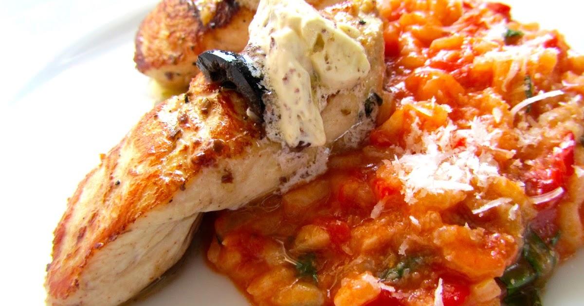Reis mit Huhn geht immer: Jalapeno-Risotto mit Wildhuhn in Olivenbutter