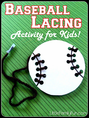http://www.littlefamilyfun.com/2014/04/baseball-lacing-activity-for-kids.html
