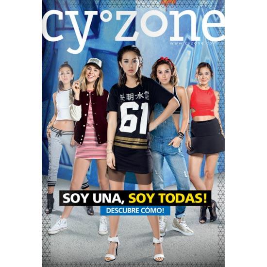 Cyzone 2016 C 08 Cat Logo Abril Mayo Lo Vi Y Lo Quiero