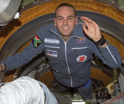 ilk uzay misafiri