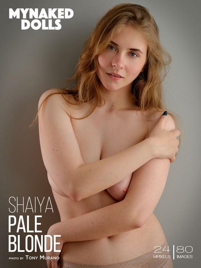 [MyNakedDolls] Shaiya - Pale Blonde