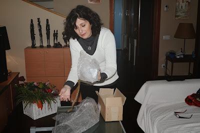 taller de restauraci n lila sorteo de ambros a. Black Bedroom Furniture Sets. Home Design Ideas