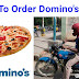 How To Order Domino's Pizza Online in India - Hindi