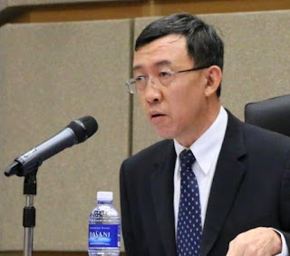 Justice Andrew Phang
