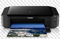 Service Error Printer Canon IX 6560