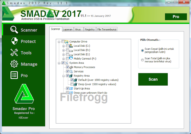 Smadav Pro 2017 Rev 11.1 Full Version