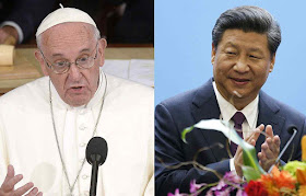 Francisco I e Xi Jinping Ostpolitik vaticana não quer um 'novo Mindszenty' na China comunista