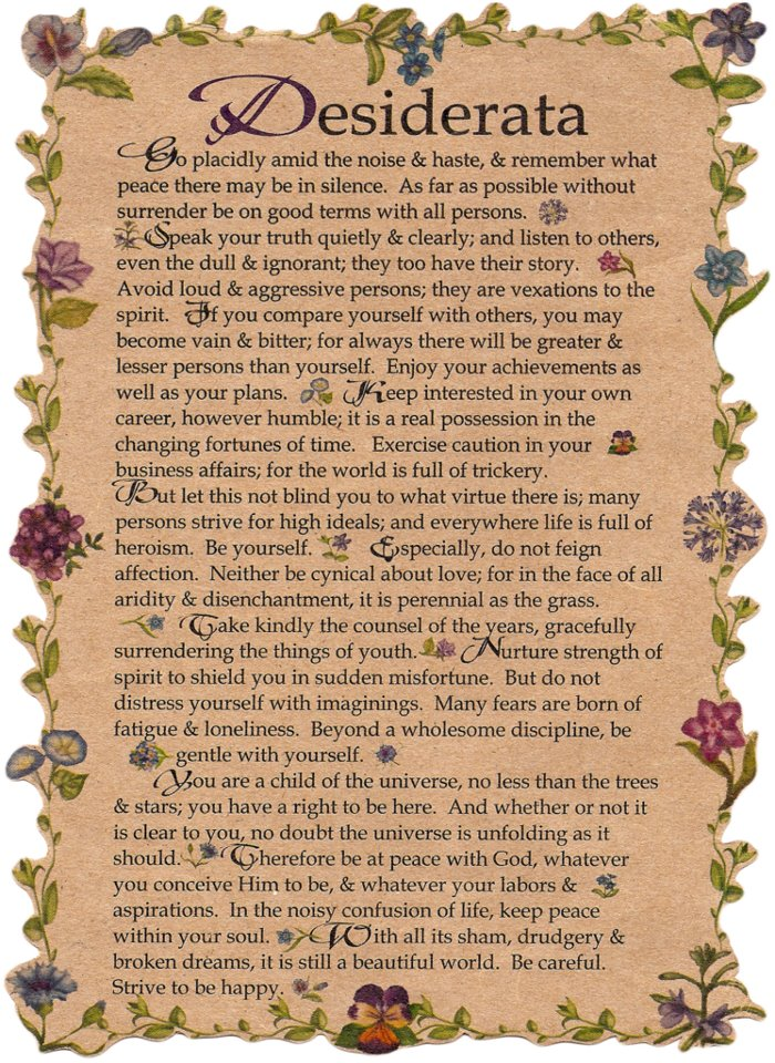 graphic about Printable Desiderata referred to as Greatest Structure Strategies Desiderata Shots, And Drive