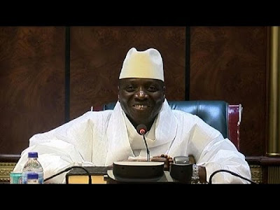 Yahya Jammeh's Last Day in Gambia