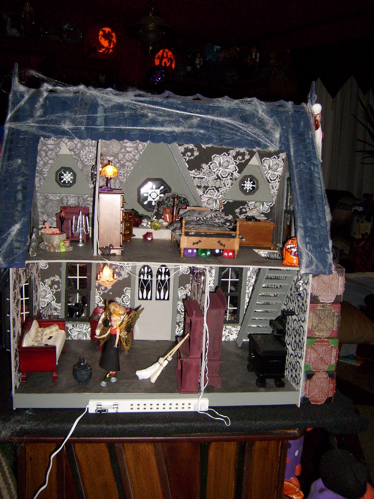 To Make or Not to Make Haunted Dollhouse