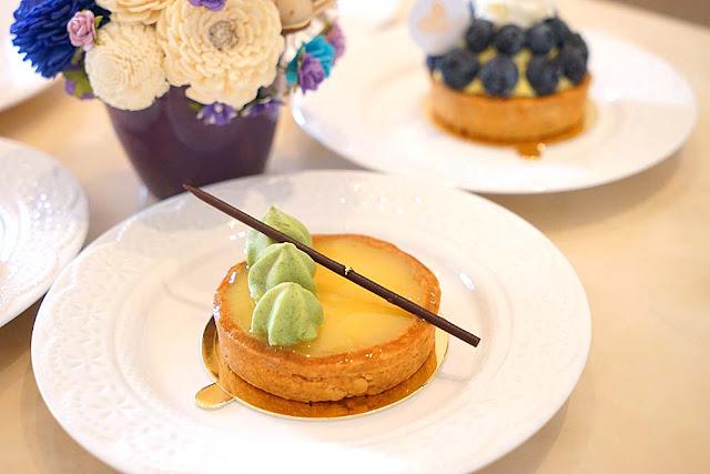DSC01998 - 熱血採訪│隱藏在台中七期的藍帶甜點,金心盈福Cuore D'oro法義甜點