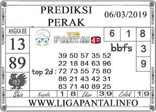 """Prediksi Togel """"PERAK"""" PANTAI4D 06 MARET 2019"""