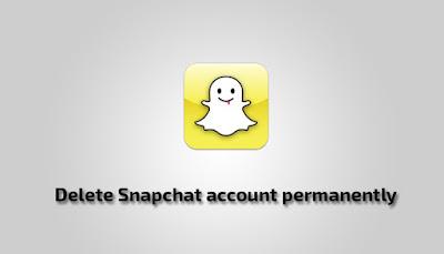 في خطويتين.. احذف حساب Snapchat بشكل نهائي