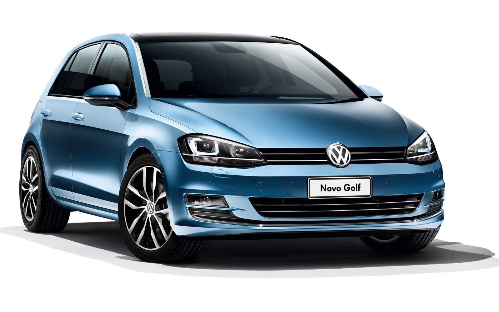 Signo Virgem - VW Golf