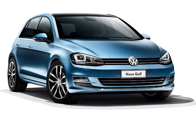 VW Golf 2017 Highline Flex