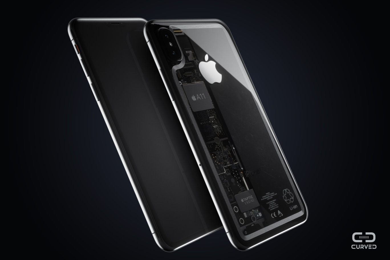 New video concept of Transparent edition of iPhone 8 which looks stunning and is the perfect reversion of iMac, Gameboy etc