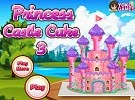 Princess castle cake 3