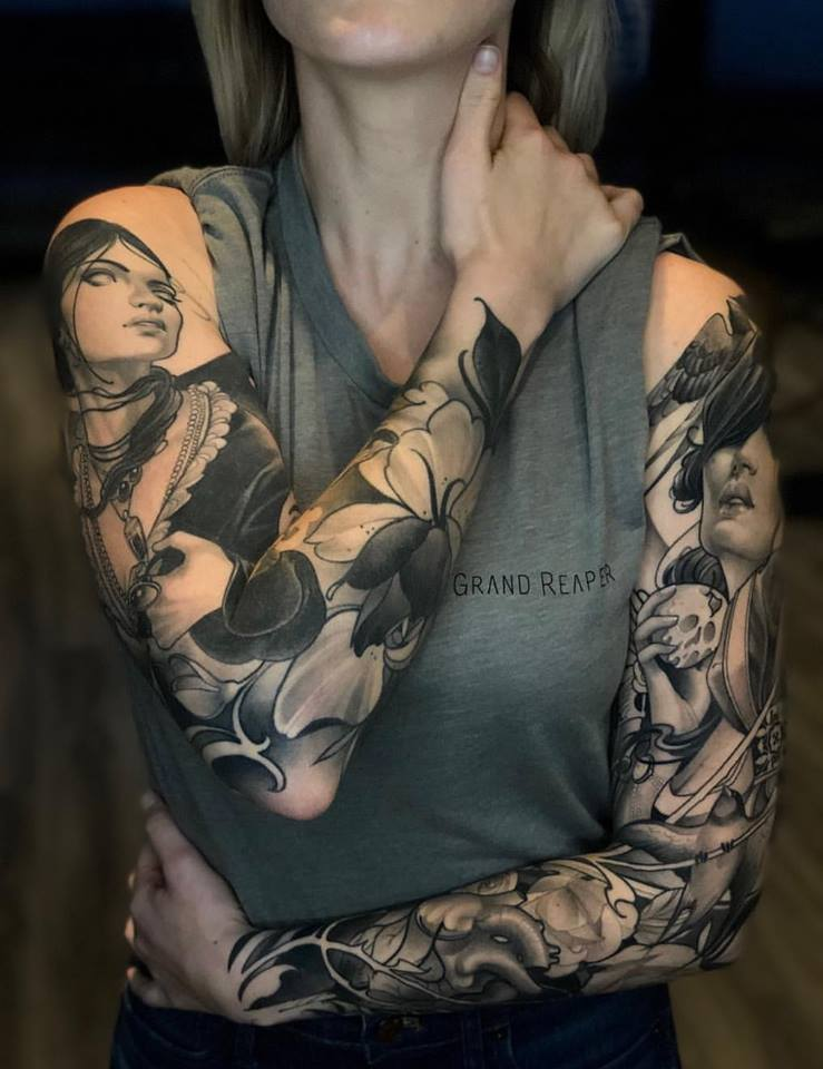 22 So Cool Tattoo Ideas For Women And Men 2019