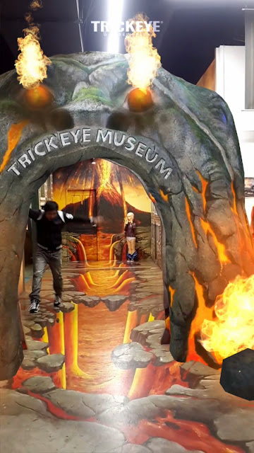 Make Extraordinary Adventures with Trickeye Museum's AR and VR Features