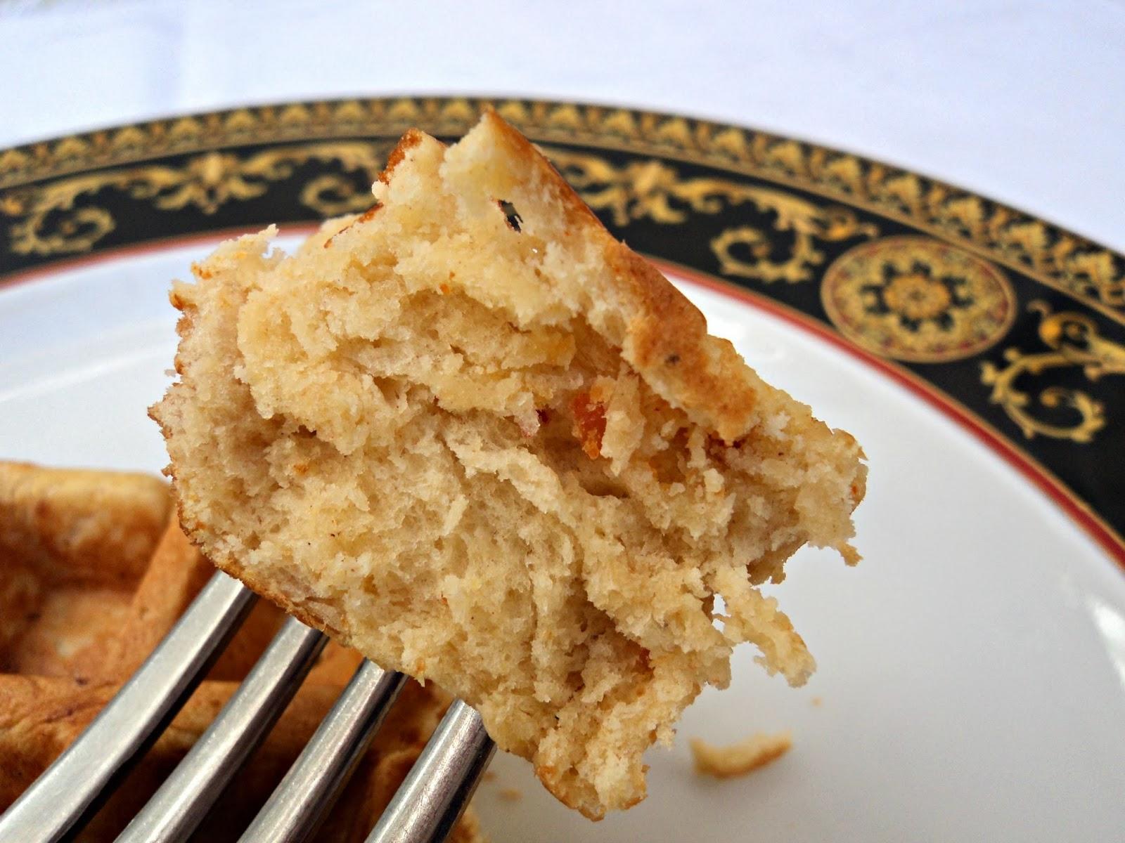 receta casera gofres chorizo