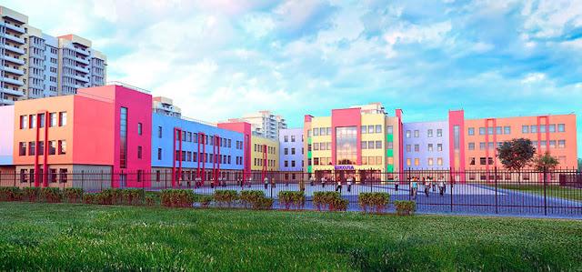 Новая школа в Сергиевом Посаде будет просторнее типового проекта