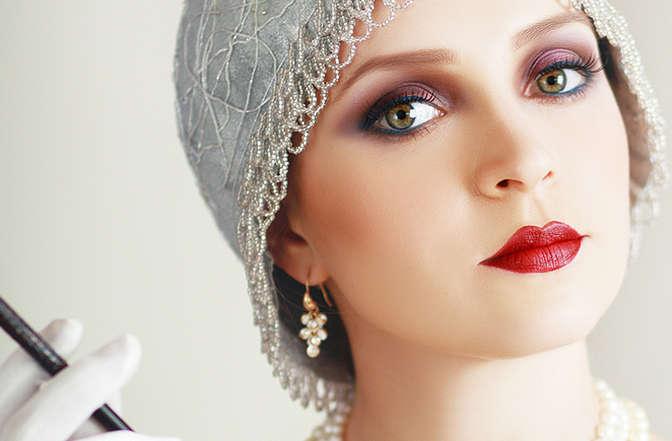 T c a cosmetics estilismo a os 20 - Estilismo anos 70 ...