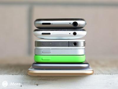 Lika-Liku Hidup iPhone Si Handphone Pintar
