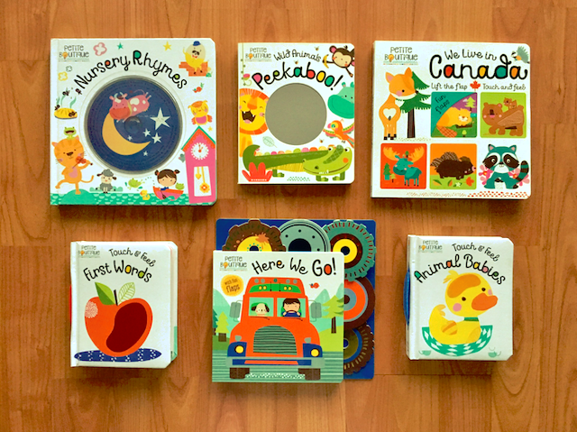 Indigo-Exclusive Baby Books by Petite Boutique