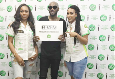 2face dumps Airtel, becomes Glo ambassador