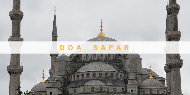 doa safar, doa yang mustajab
