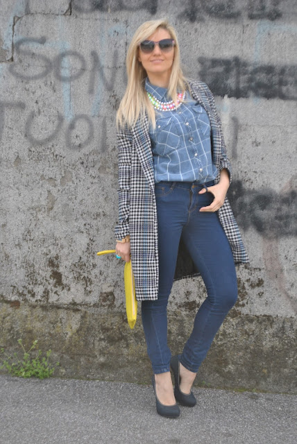 outfit jeans e tacchi come abbinare jeans e tacchi abbinamenti jeans e tacchi jeans and heels how to wear jeans and heels how to match jeans and heels spring outfit outfit aprile 2016 outfit primaverili mariafelicia magno fashion blogger color block by felym fashion blogger italiane fashion blog italiani fashion blogger milano blogger italiane blogger italiane di moda blog di moda italiani ragazze bionde blonde hair blondie blonde girl fashion bloggers italy italian fashion bloggers influencer italiane italian influencer