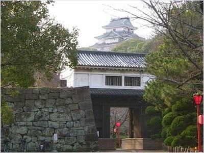 ประตูโอคางูจิ - ปราสาทวาคายามะ (Wakayama Castle)