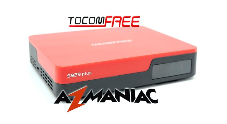 Tocomfree S929 Plus HD