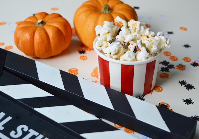 Non-scary Halloween films