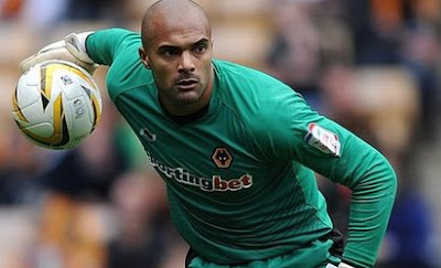 Image result for Carl Ikeme may be out for rest of season, says Wolverhampton boss