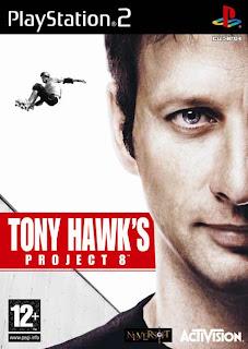 Tony Hawk's Project 8 (PS2) 2006