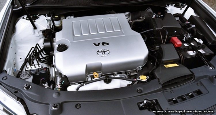 2018 Toyota Aurion XV40 Engine