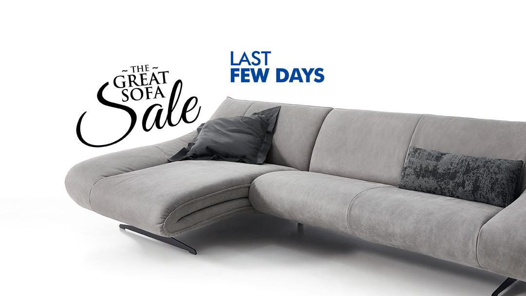 Last Few Days The Great Sofa