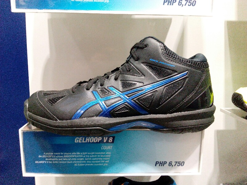 You can grab a pair now with 2 color options at Asics Trinoma for Php 6,750.
