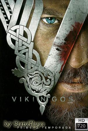 Vikingos Temporada 1 [720p] [Latino-Ingles] [MEGA]