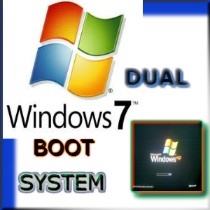 Dual Boot Win 7 and Xp