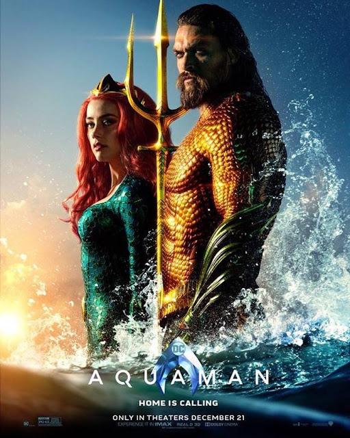 Aquaman dan Mera