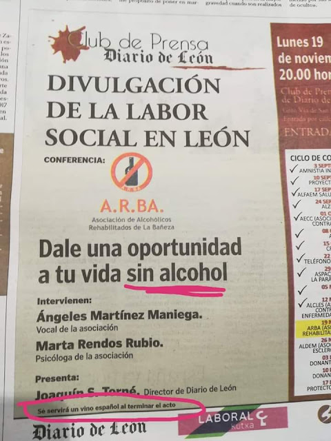 Dale una oportunidad a tu vida sin alcohol